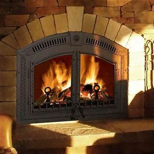 Prefab homes for Prefabricated wood burning fireplaces